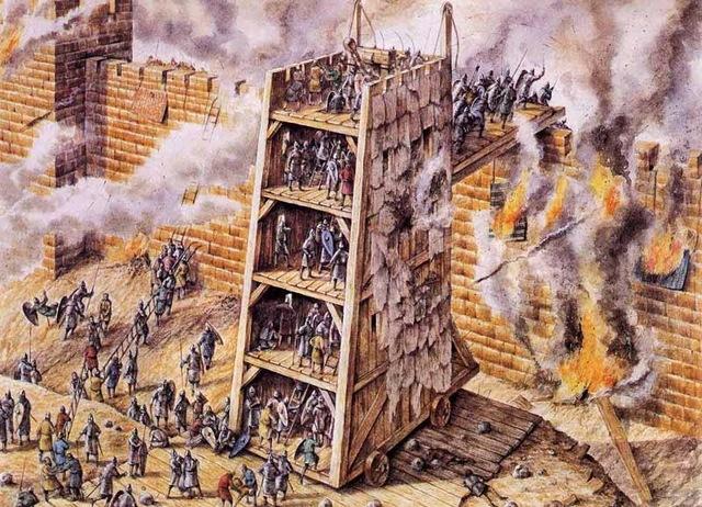 Caída de Constantinopla en manos de turcos otomanos