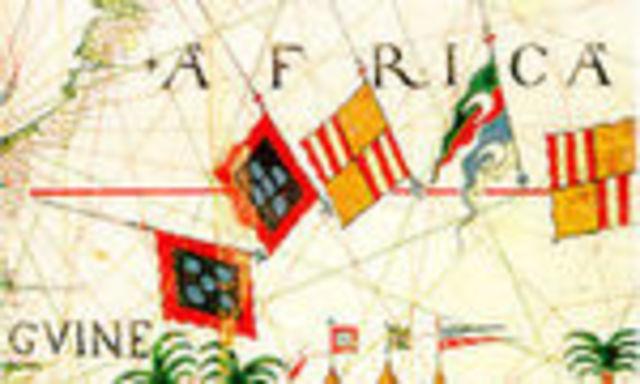 los portugueses llegan al golfo de Guinea.1460