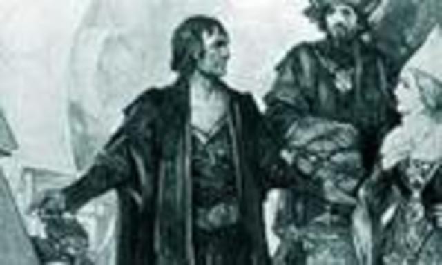 Bartolomé Dias llega al cabo de buena esperanza. 1488