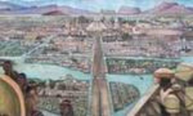 conquista del imperio azteca 1521
