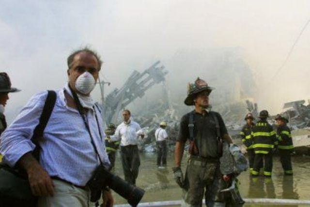 Covering 9/11