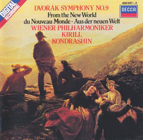 Simfonia del nou món