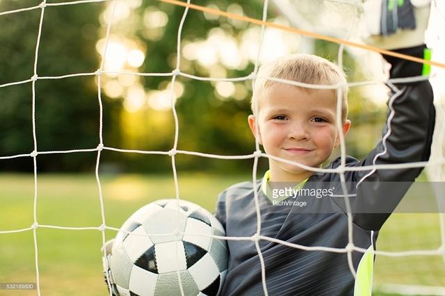The Goalie Returns