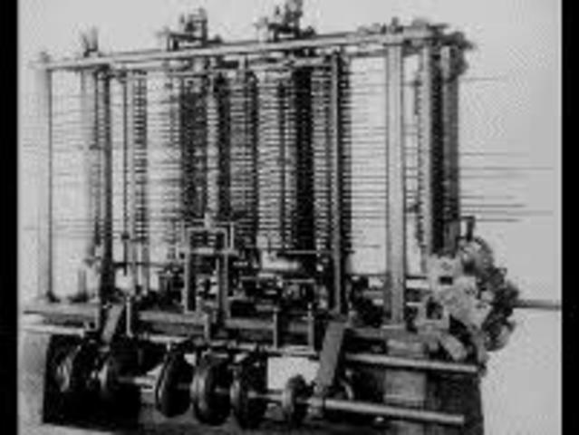 Máquina Diferencial-Charles Babbage
