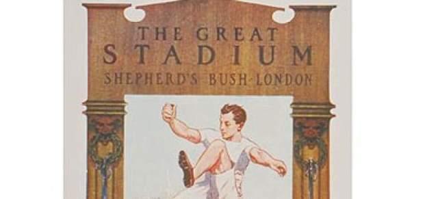 Cuarta Olimpiada en Londres