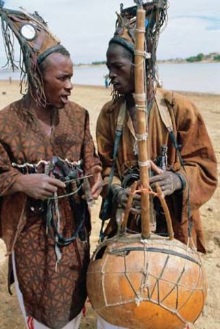 13.4: West Africa: Griots