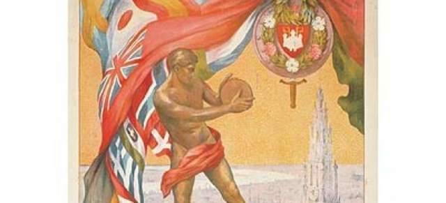 Juegos Olímpicos de Amberes
