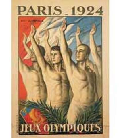 Juegos olímpicos París