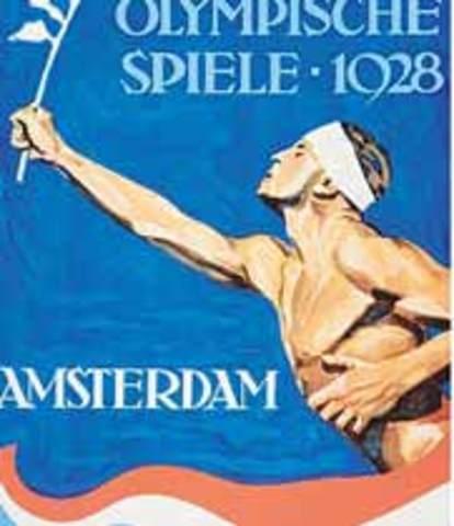 Juegos Olímpicos Amsterdam