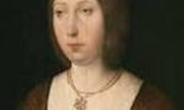 muerte de Isabel la Católica.1504