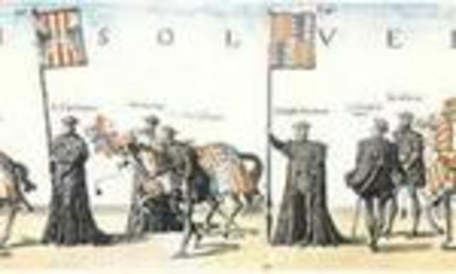 Fernando el católico domina el reinado de Nápoles. 1505