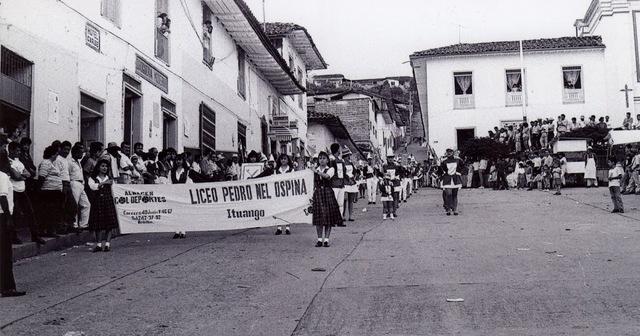 Liceo Pedro Nel Ospina