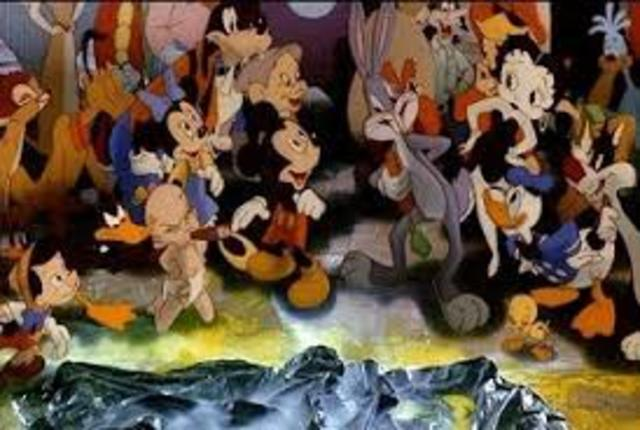 GOLDEN AGE OF ANIMATION