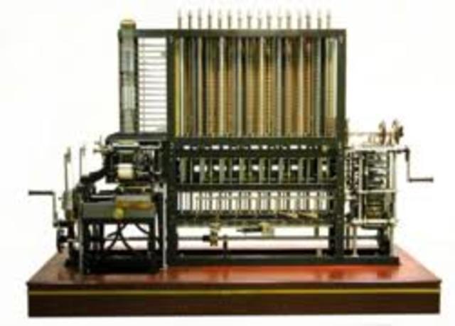 Máquina Analítica-Charles Babbage