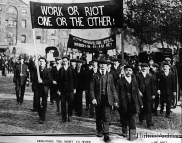 Primeros movimientos obreros