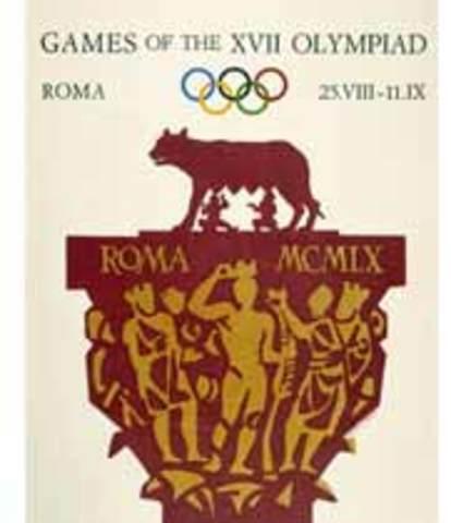 Juego Olimpicos en Roma
