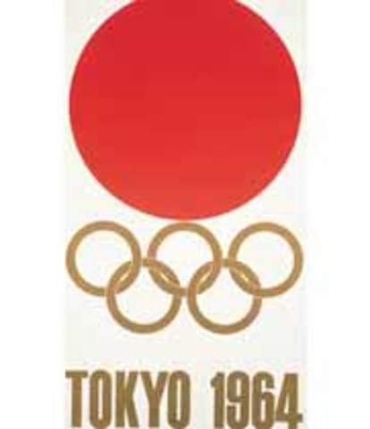 Los Juegos Olímpicos de Tokio