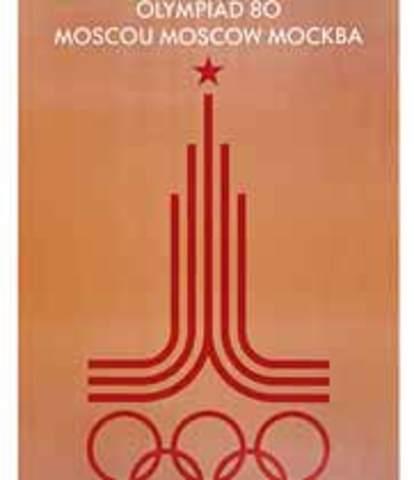 Los Juegos Olímpicos de Moscú