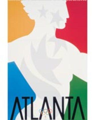 Juegos Olímpicos Atlanta