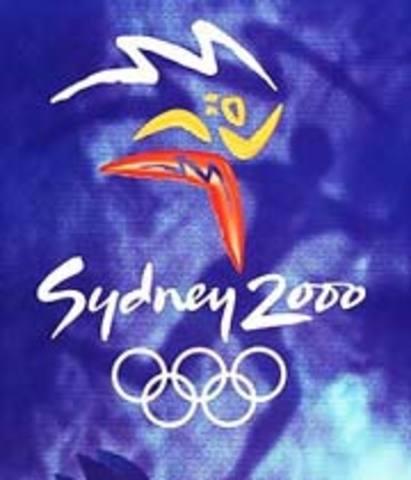 Los Juegos Olímpicos Sidney