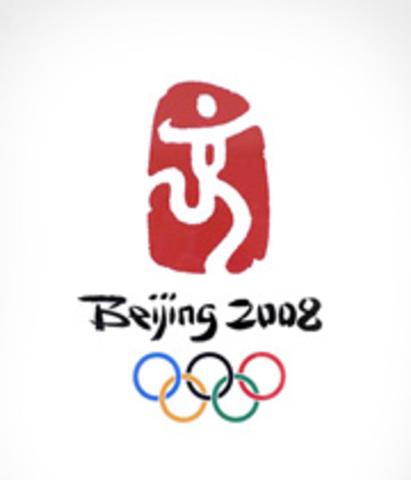 Los Juegos Olímpicos de Pekín