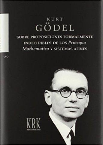 La publicacion del articulo de Kurt Godel