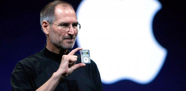 Steve Jobs- iPod