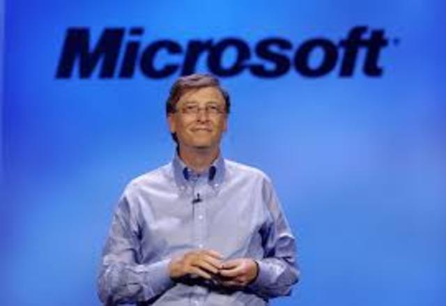 Microsoft Corporation- Bill Gates y Paul Allen