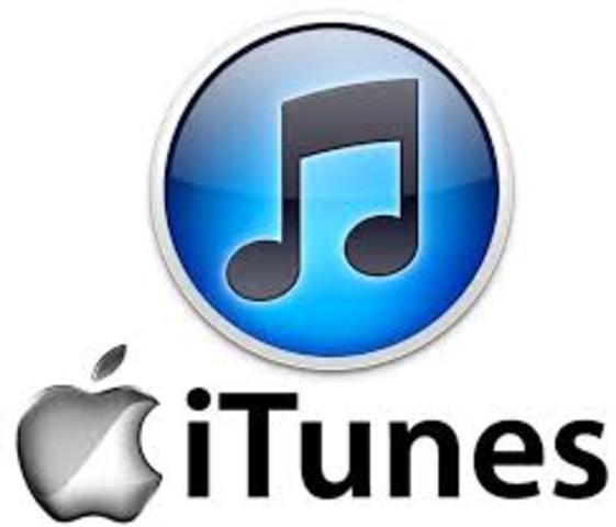Lanzamiento de iTunes