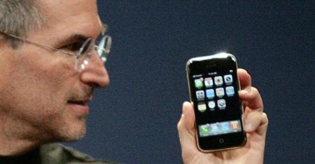 Lanzamiento de iPhone