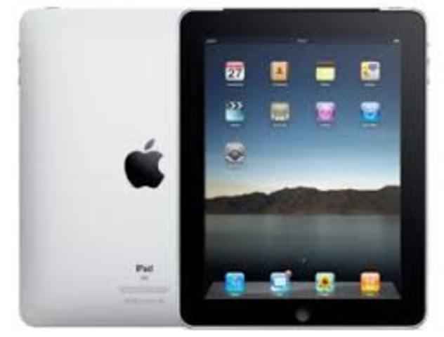 iPad- Steve Jobs