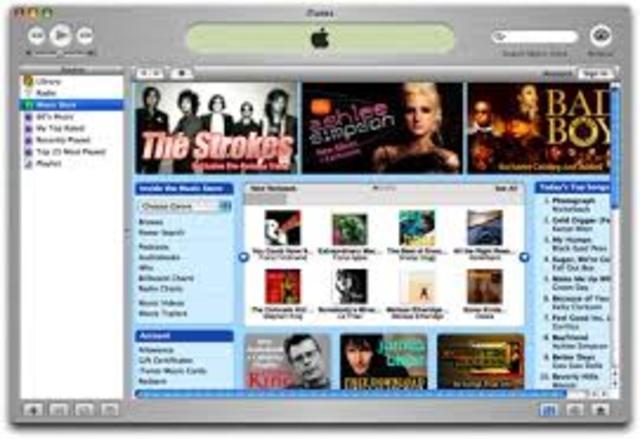 iTunes-Steve Jobs