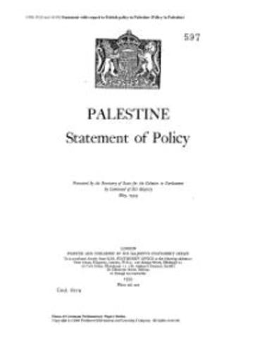 The Macdonald White Paper
