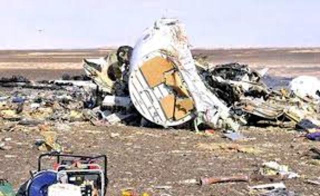 הפלת מטוס הנוסעים הרוסי בסיני
