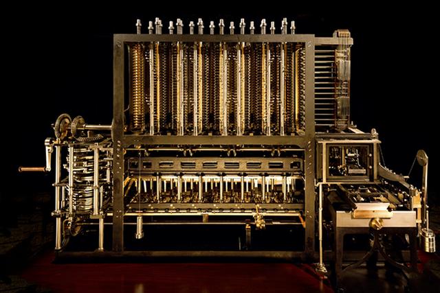 Creación de la primera computadora de la historia