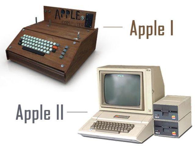 """Fundación de la empresa """"Apple Computer"""" por Steve Jobs"""