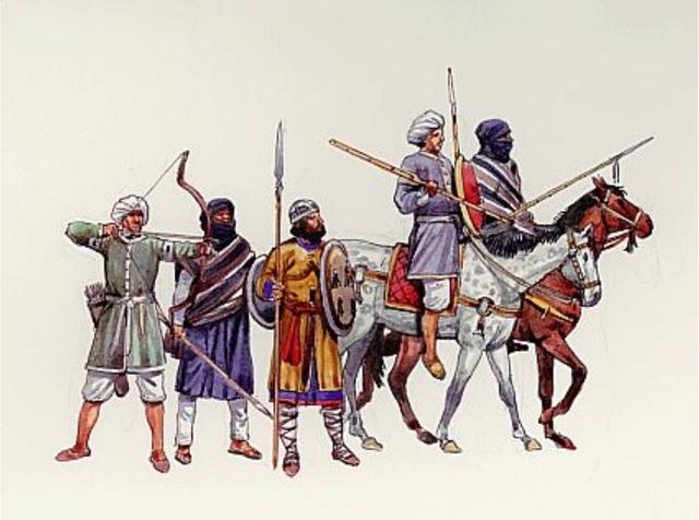 Ch. 12.2 Ancient Arabia, Invashion