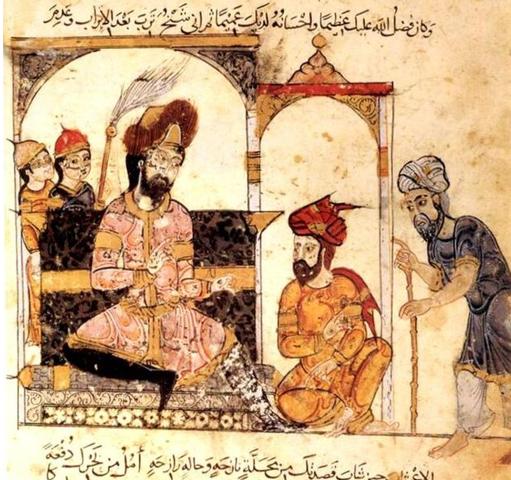 Ch. 12.3 Ancient Arabia, The Abbasids Rule