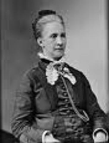 Belva Lockwood runs for president