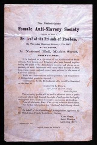 National Female Anti-Slavery Society