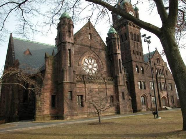 Mount Holyoke College in Massachusetts