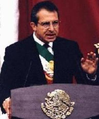 Plan Nacional de Desarrollo de Ernesto Zedillo Ponce de León