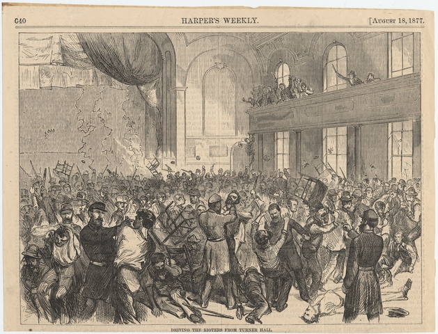 Great Upheaval of 1886