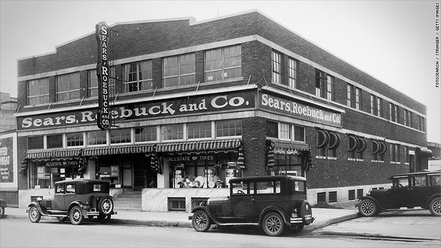 Sears & Roebuck