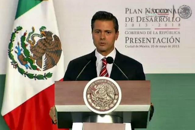 Plan Nacional de Desarrollo de Enrique Peña Nieto
