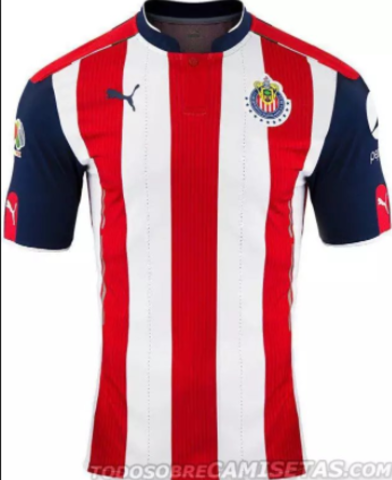 The Soccer Jersey