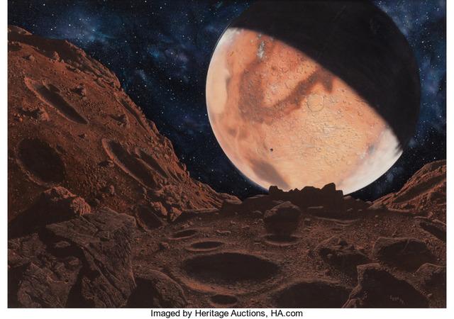Mars in the 20th Century
