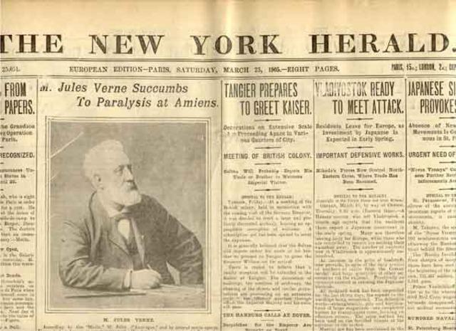 New York Herald makes fun of women