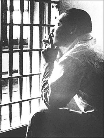 'Letter from Birmingham Jail'