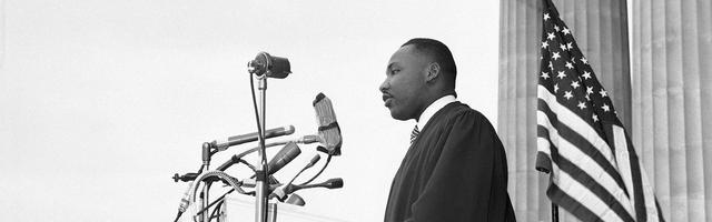 'Give Us the Ballot' Speech